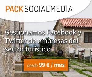 Gestión de Facebook y Twitter de empresas del sector turístico