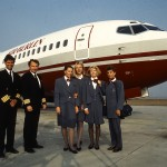 AIR BERLILN TRIPULACIÓN 1979