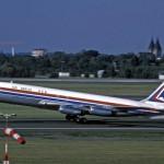 AIR BERLIN BOEING 707-331