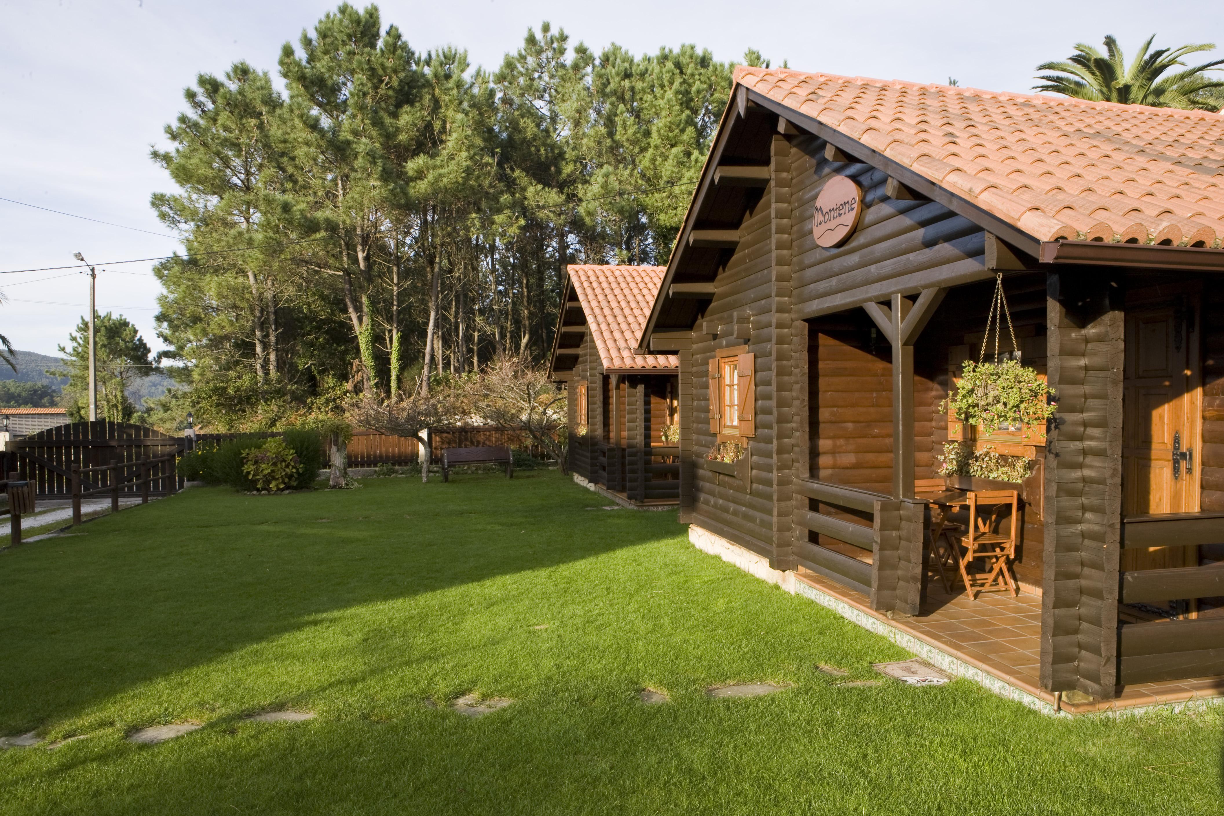 El turismo rural gallego creci un 9 1 en 2010 - Casas rurales madera ...