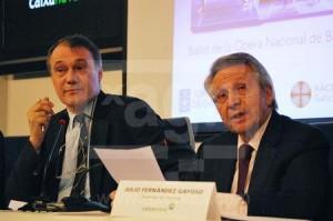 Roberto Varela y Julio Fernández Gayoso presentaron el programa cultural