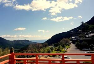 Montaña Nachi