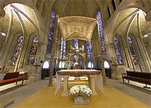 Santa María. Ábside (www.turismo.navarra.es)