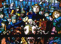 Vidrieras conmemorativas de la batalla de Navas de Tolosa (www.turismo.navarra.es)