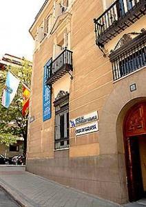 casa de galicia en madrid