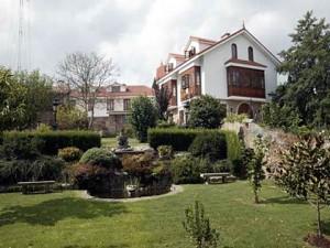 casa rural mar de queo