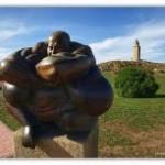 escultura de caronte