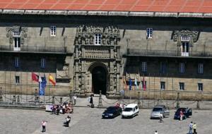 fachada parador