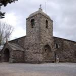iglesia de o cebreiro