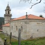 iglesia de san miguel de lobios