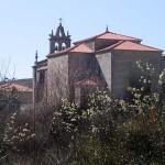 iglesia de san pedro de bande