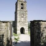 iglesia de santiago de triacastela