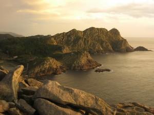 Las Islas Atlánticas fueron uno de los destinos preferidos en la provincia (foto Mario Sánchez)