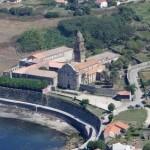 monasterio de santa maria de oia