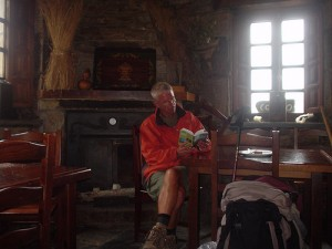 Los peregrinos extranjeros contarán con un servicio en su idioma a partir de O Cebreiro