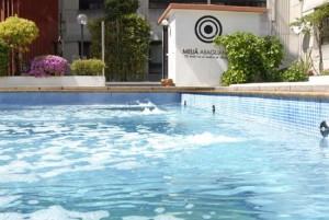 piscina araguaney