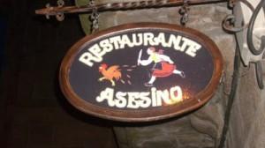 restaurante asesino