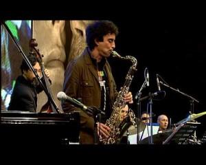 El saxofonista Roberto Somoza participará en Iberojazz (robertosomoza.com)