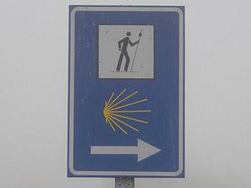 señal camino 3