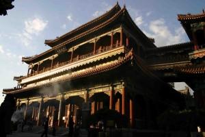 templo del lama en pekín