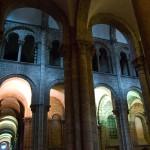 Interior Catedral de Santiago