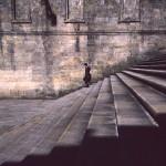 Escaleras Plaza de Platerías