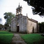 Iglesia Vimianzo Costa da morte