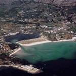 Playa Bornalle Muros Costa da morte