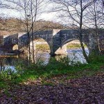 Puente Zas, Costa da morte