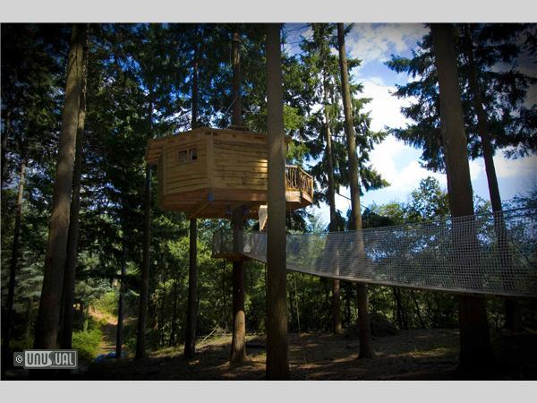 Dormir en los rboles cabanes als arbres en gerona - Dormir en los arboles ...