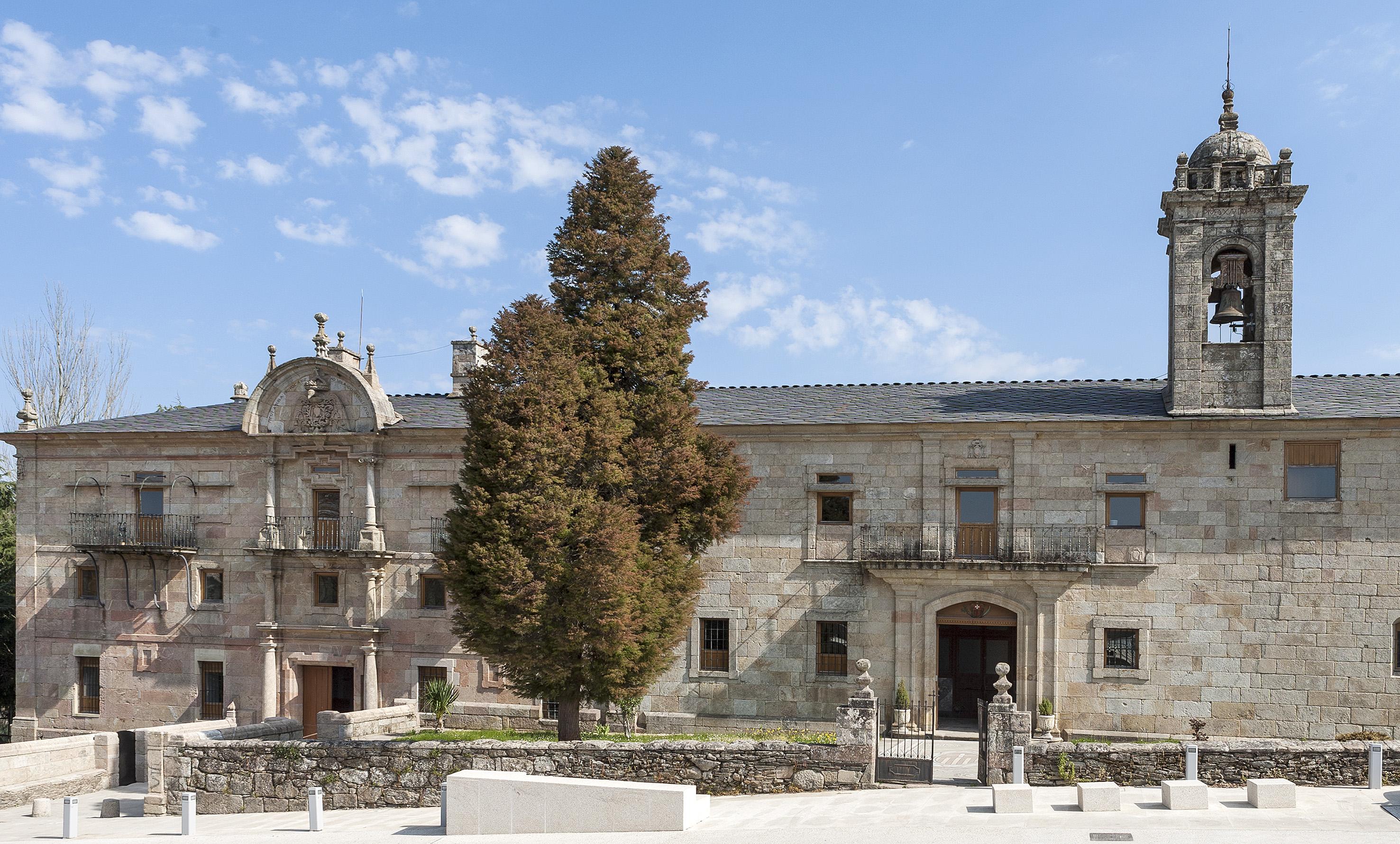 El camino franc s cuenta con un nuevo albergue en sarria for Ruta del mueble sarria