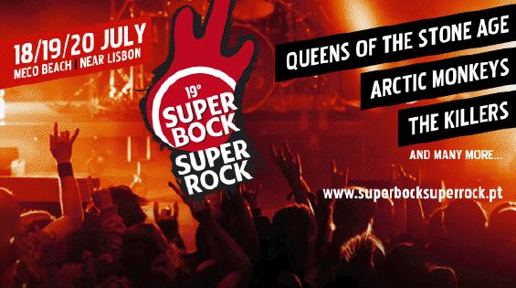 super rock super bock 2017