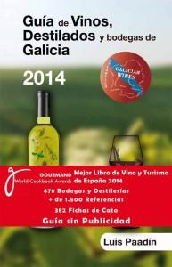 guia de vinos destilados y bodegas de galicia