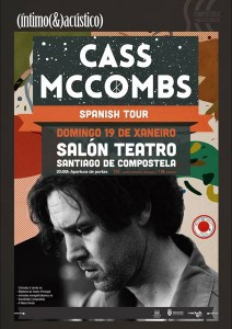 cass mccombs intimo y acustico