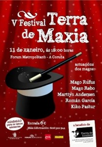 festival terra da maxia