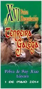 feira degustacion tenreira galega