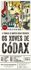 cartel Os Xoves de Códax