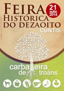 feira historica dezaoito cuntis