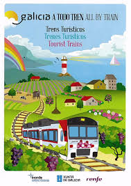 galicia a todo tren rutas vinicolas