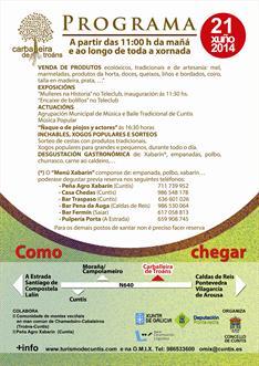 programa feira cuntis 2014