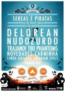 cartel sereas e piratas 2014