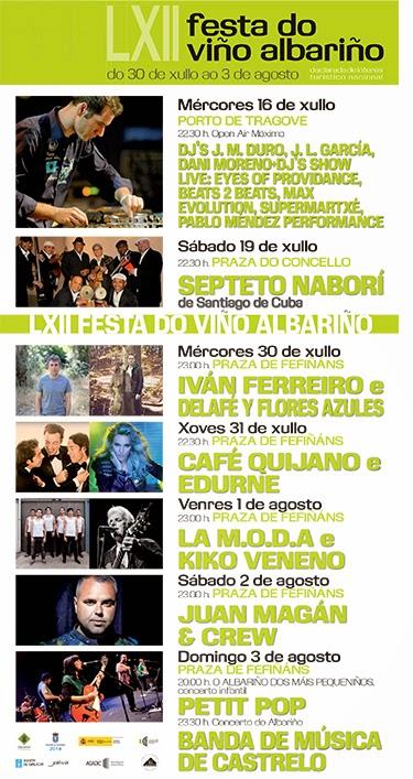 concertos albariño 2014