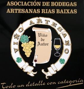 Asociación de Bodegas Artesanas, Meaño, Rías Baixas, Galicia.  logo.