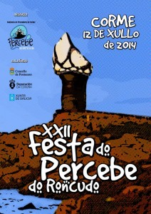 festa do percebe do roncudo 2014