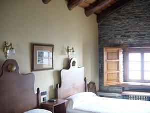habitaciones o cebreiro