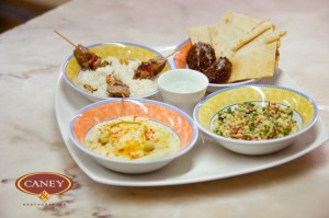 caney menu arabe