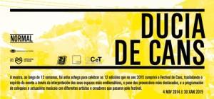 Ducia de Cans 2014