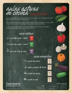 gastronomia pedagoxica cartel