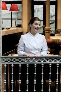 Ana Portals finalista del premio del Basque Culinary