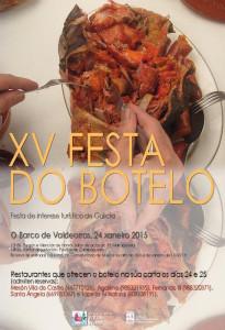 Festa do Botelo 2015 O Barco de Valdeorras